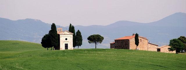 San Quirico d'Orcia istanti di medioevo in Toscana