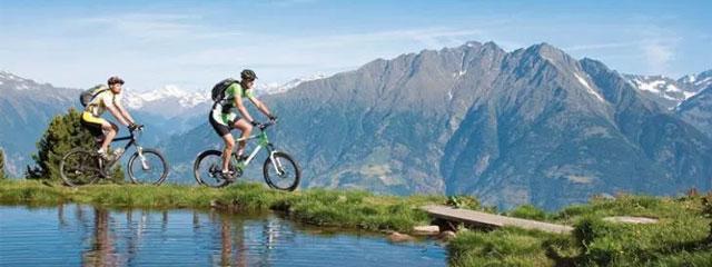 Vacanze in mountain bike: quali sono le mete più ambite